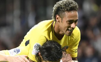 Neymar PSG UEFA Champions League