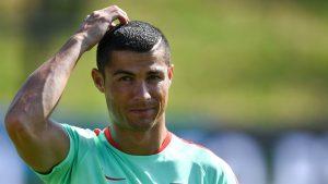 C. Ronaldo haircuts