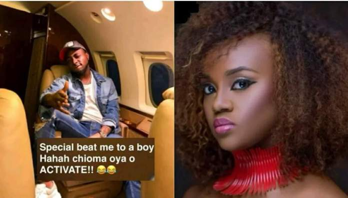 Image result for Photos Of Davido's Latest Girlfriend, Chioma Rowland, An Undergraduate Student Of Babcock University