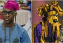 Singer, Lagbaja Unmasked By Aremu Afolayan in Birthday Post? (Photo)