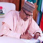 Buhari Signs Bill Stopping NYSC from Posting Engineering Graduates to Schools