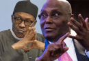 BREAKING: Atiku asks tribunal to sack Buhari, declare him winner