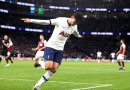 EPL: Spurs smash Burnley as Son steals the show with spectacular solo