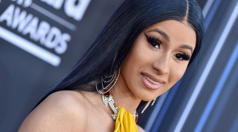 Cardi B reacts to allegations of snubbing Ghanaian celebrities (Video)