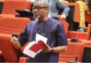 The Moment Senator Abaribe Asked President Buhari To Resign (Video)