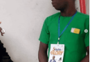 Port Harcourt Serial Killer, Gracious David Spotted Wearing Church Tag Inside Courtroom (Photo)