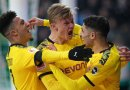 Bremen vs Dortmund: Haaland's 40th goal of season keep BVB's title bid on track
