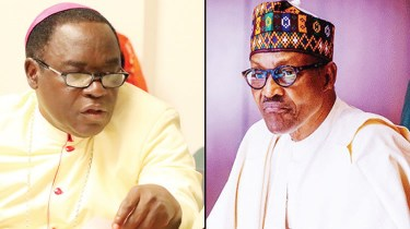 Kukah has offended many with his anti-Buhari remarks — Presidency