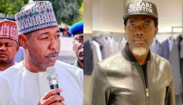 """""""If A Christian Uttered The Rubbish Governor Zulum Uttered, Nigeria Would Be On Fire"""""""