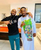 """Happiness wan kill me"" – Zubby Michael excited to meet Davido (Video below)"