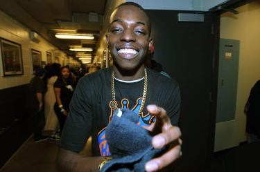 Watch touching video of Bobby Shmurda talking to his mom after his release from prison