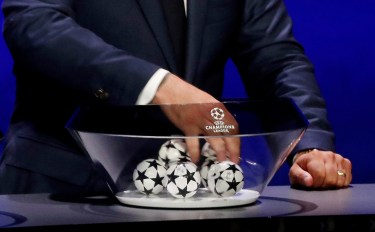 #UCLdraw: Bayern battle PSG in Champions League Quarter finals (See Full Fixtures)