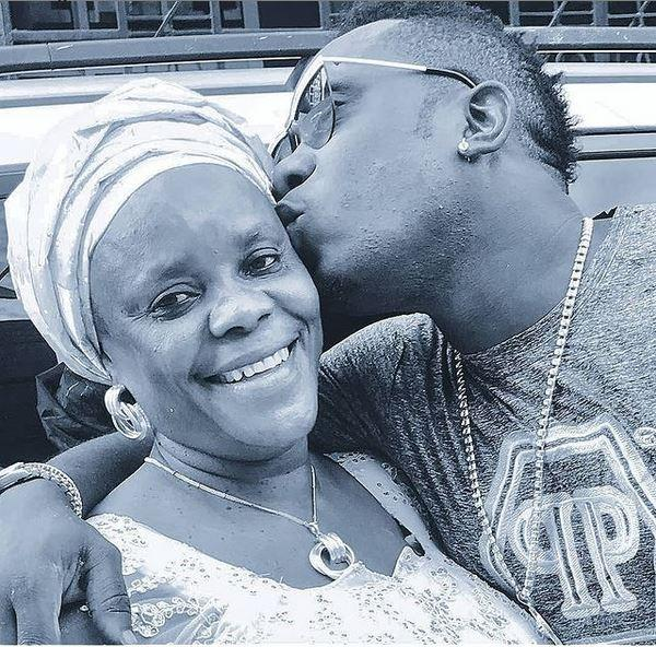 """""""You bled for straight 18 years"""" – Duncan Mighty celebrates his mum on 58th Birthday"""