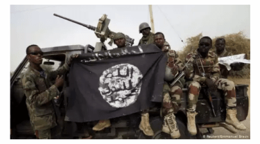 """""""Please Don't Run Away""""- Boko Haram Terrorists Pleads With Residents After Taking Over Town (Details below)"""