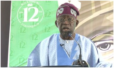 Aisha Buhari is a voice of conscience calling politicians to be better –Tinubu