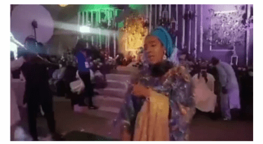 Billionaire Daughter, Fatima Dangote-Abubakar Cause Reactions Online After This Happened (Video below)