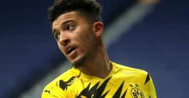 'I was a Chelsea fan growing up' – Sancho ignites Blues transfer talks