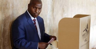 Central African Republic Prime Minister Tenders Resignation