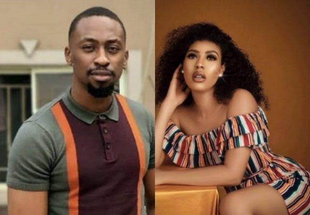 BBNaija: Nini Blasts Saga After Returning To BBN House, Claiming He Was Busy Doing This