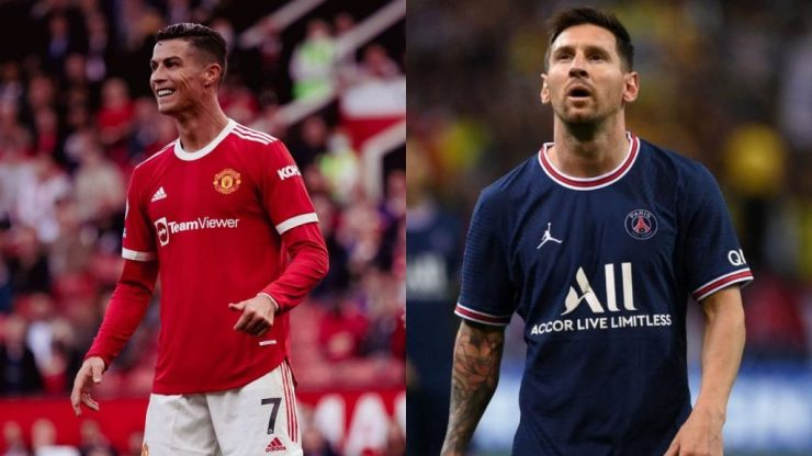 Ronaldo overtakes Messi as highest earner in world football (See top 10 list)
