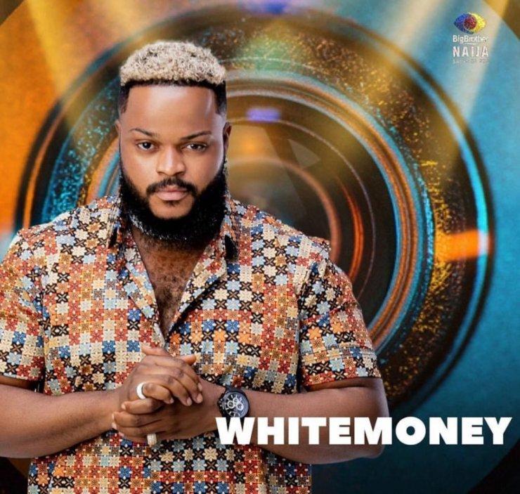 BBNaija: White money Wins N1m In Johnnie Walker Contest