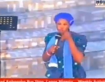 """Female Pastors Warns Congregation Against Eating """"Draw Soup"""""""