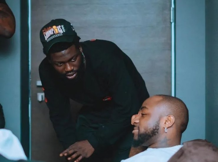 Davido's photographer Is reportedly dead