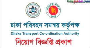 DTCA Govt Job Circular Application Form