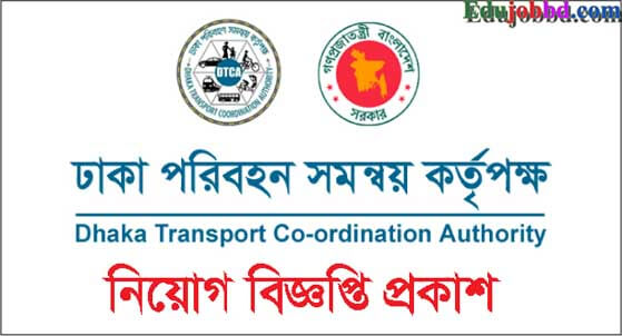 DTCA Govt Job Circular Application Form