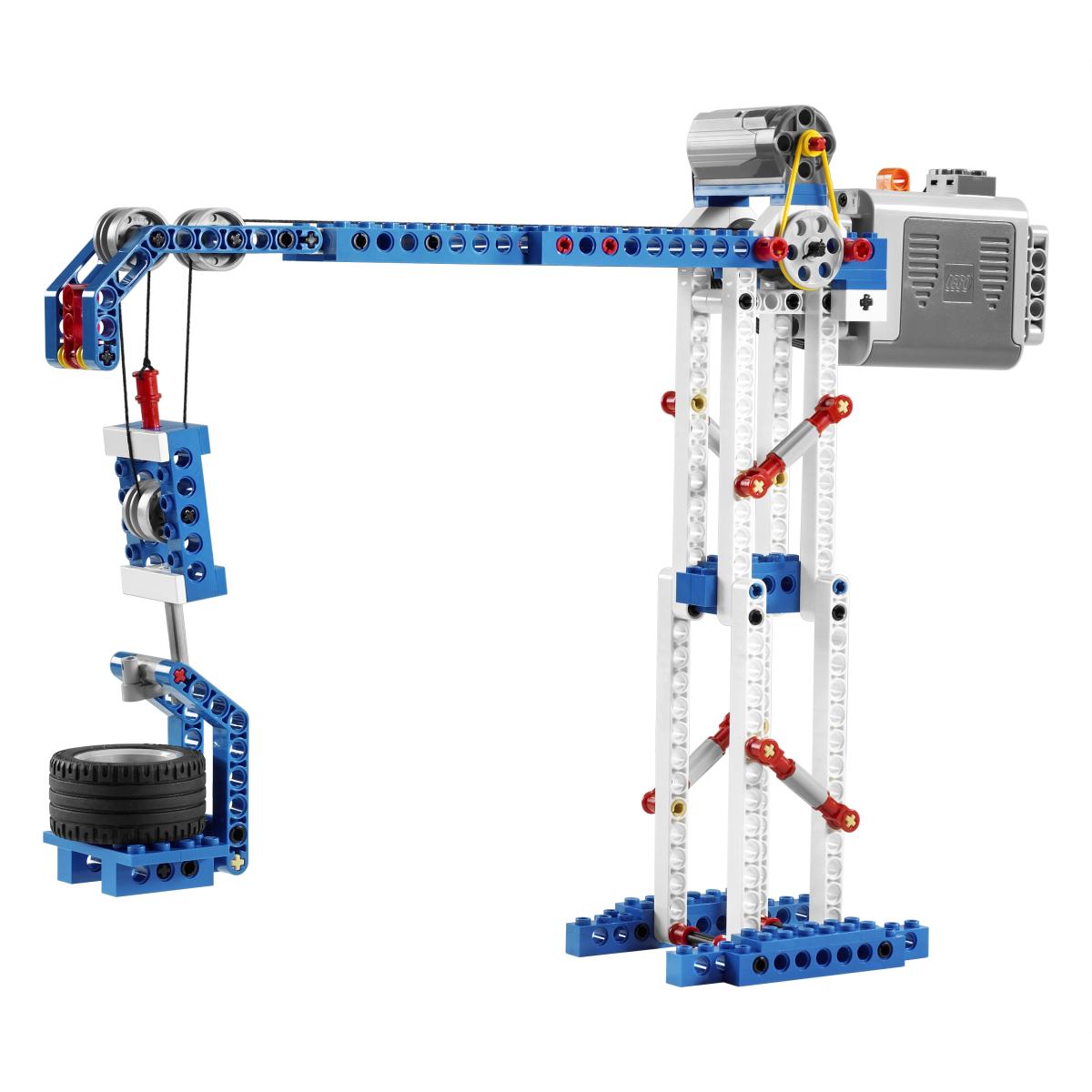 Lego Education Simple Amp Powered Machines Set