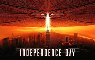 The physic errors of Independence Day