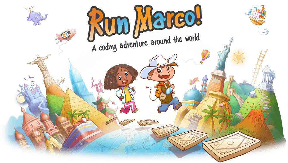 Allcancode - Run Marco!