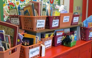 Decrease Classroom Clutter to Increase Creativity