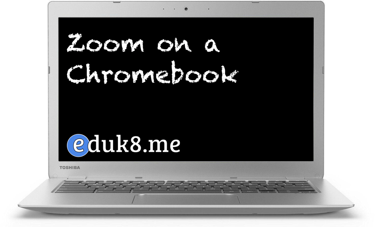 Zoom on a Chromebook with these magnification shortcuts