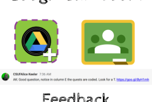 Another great Chrome extension from Alice Keeler – Feedback Screenshots