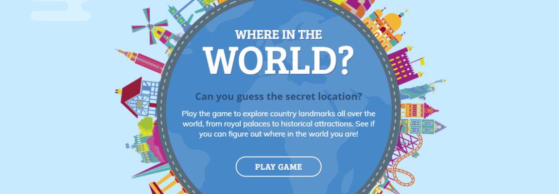 {Edtech Tool} Learn geography with Where in the World?