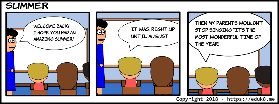 {Comic} Summer