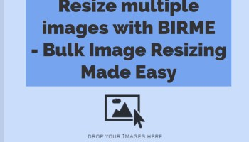 easy photo resizer free