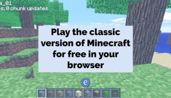 Do you miss the Oregon Trail videogame? Then play it in Minecraft