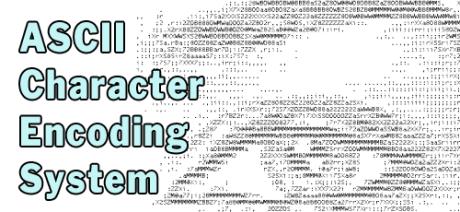 Ascii encoding system