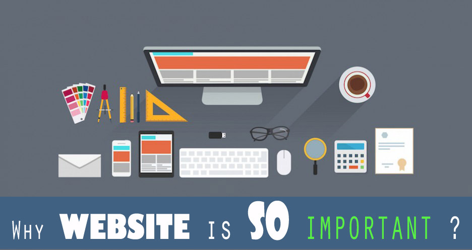 Top 10 reasons for having professional website in 2019