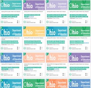 Ohio AIR Practice Test
