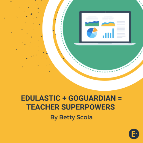 teacher superpowers = Edulastic and GoGuardian