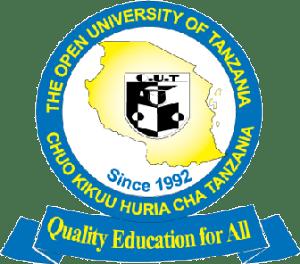 Open University of Tanzania Selected Postgraduate Applicants