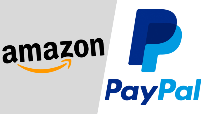 paypal and amazon in pakistan