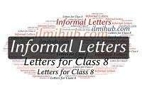 Informal Letter Sample Examples Template And Format No 5