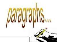 Class- VII Creative Paragraph Writing Ideas, Topics and Examples |