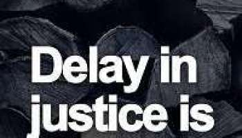 speech on justice delayed is justice denied