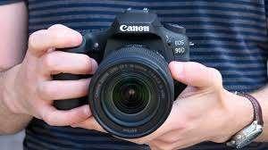 Digital Single-lens Reflex Camera (DSLR)