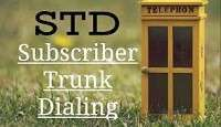 STD Full-Form | What is Subscribe Toll Dialing (or) Subscriber Trunk Dialing (STD)